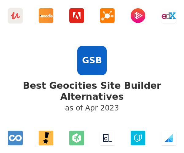 Best Geocities Site Builder Alternatives