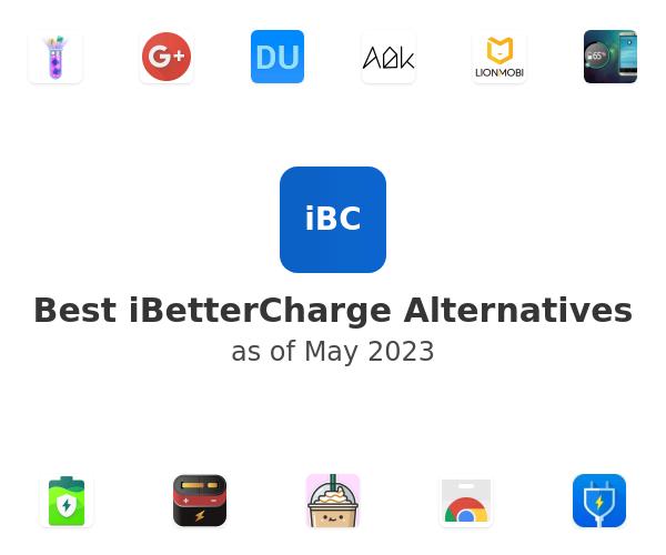 Best iBetterCharge Alternatives