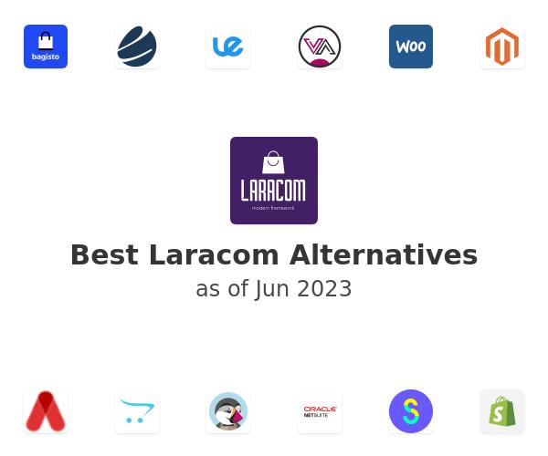 Best Laracom Alternatives
