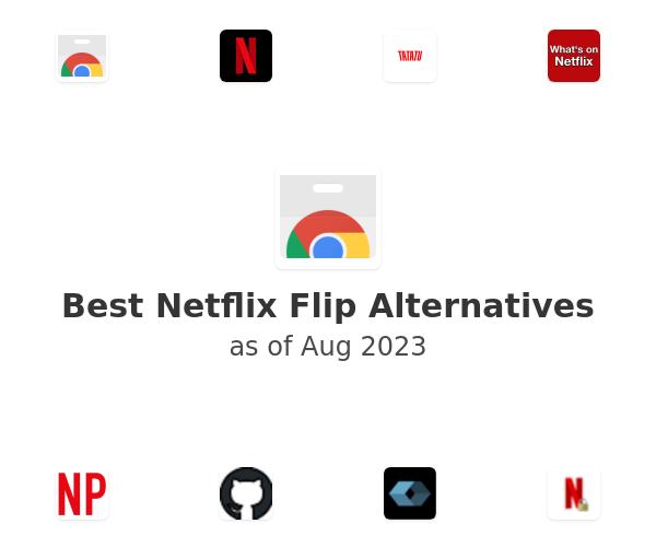 Best Netflix Flip Alternatives