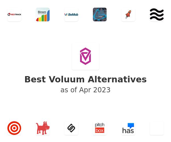 Best Voluum Alternatives