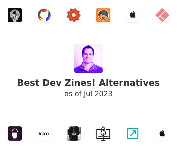 Best Dev Zines! Alternatives