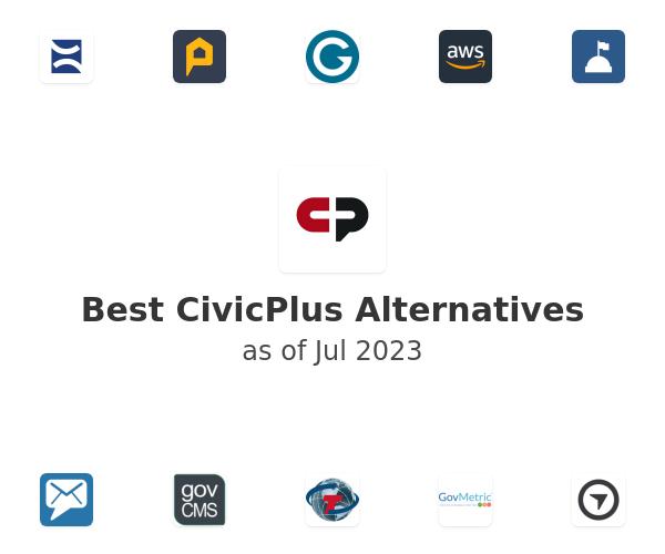 Best CivicPlus Alternatives