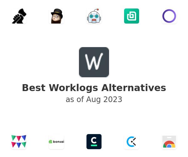 Best Worklogs Alternatives