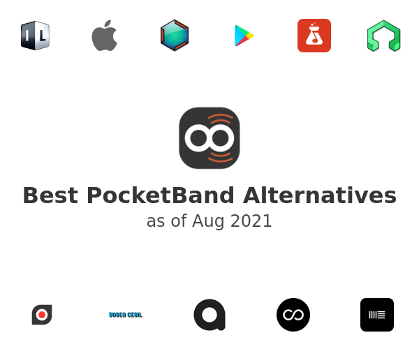 Best PocketBand Alternatives