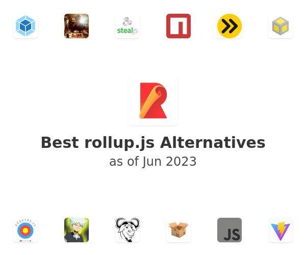Best rollup.js Alternatives