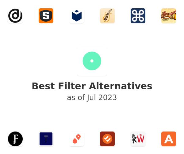 Best Filter Alternatives