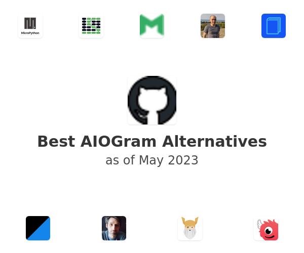 Best AIOGram Alternatives
