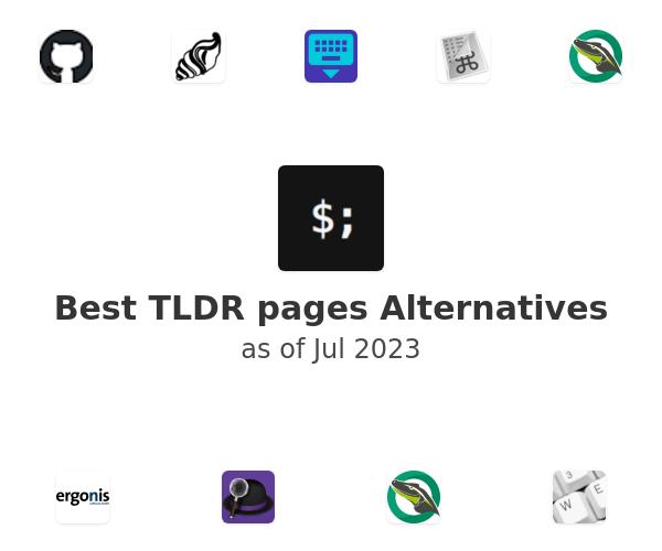 Best TLDR pages Alternatives