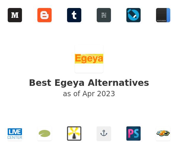 Best Egeya Alternatives