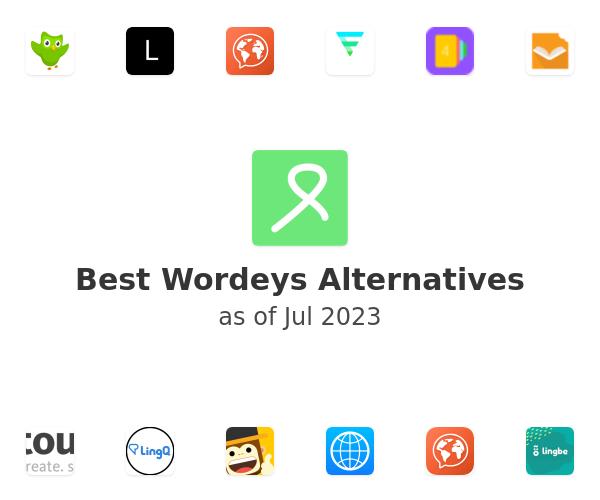 Best Wordeys Alternatives