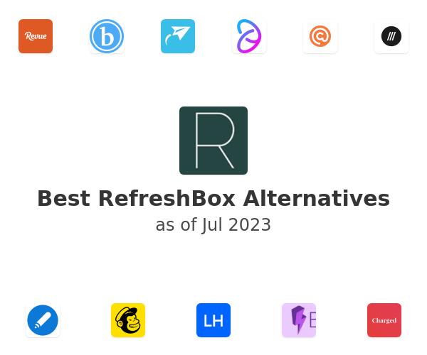 Best RefreshBox Alternatives