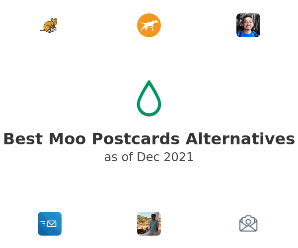 Best Moo Postcards Alternatives