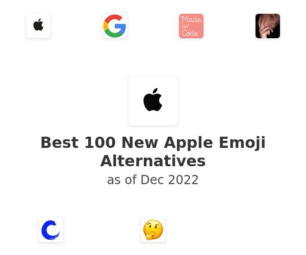 Best 100 New Apple Emoji Alternatives