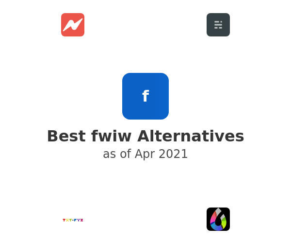 Best fwiw Alternatives