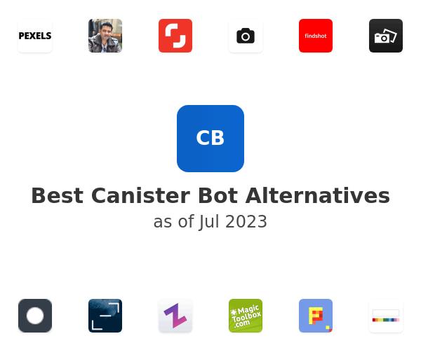Best Canister Bot Alternatives