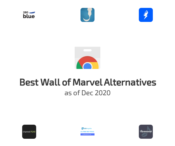 Best Wall of Marvel Alternatives