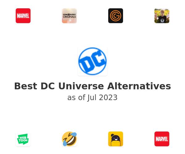 Best DC Universe Alternatives