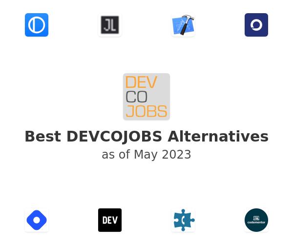 Best DEVCOJOBS Alternatives
