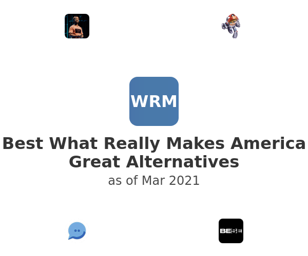 Best What Really Makes America Great Alternatives