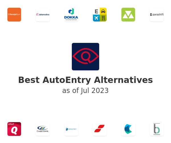 Best AutoEntry Alternatives