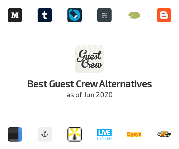 Best Guest Crew Alternatives