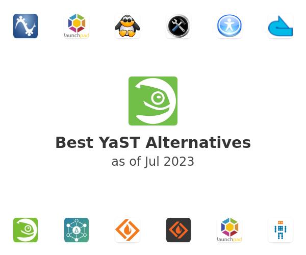 Best YaST Alternatives