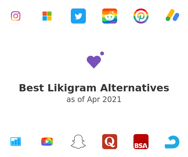 Best Likigram Alternatives