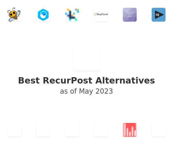 Best RecurPost Alternatives