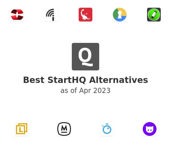 Best StartHQ Alternatives