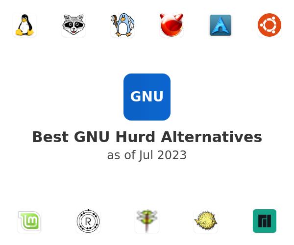 Best GNU Hurd Alternatives