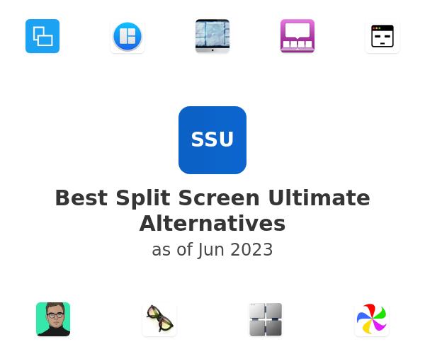 Best Split Screen Ultimate Alternatives