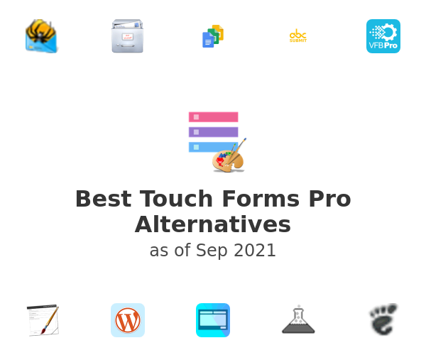 Best Touch Forms Pro Alternatives