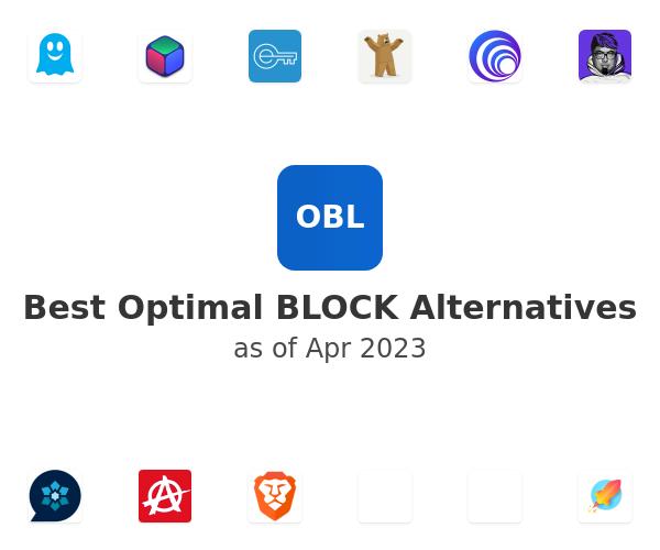 Best Optimal BLOCK Alternatives