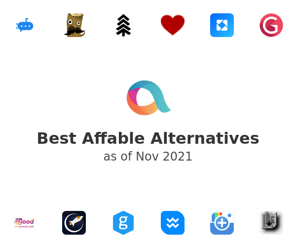 Best Affable Alternatives