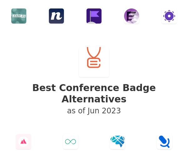 Best Conference Badge Alternatives