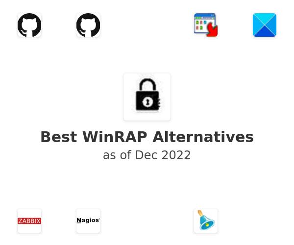 Best WinRAP Alternatives