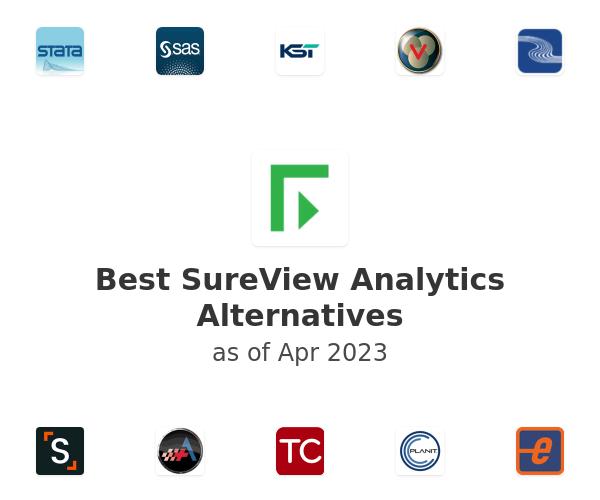 Best SureView Analytics Alternatives