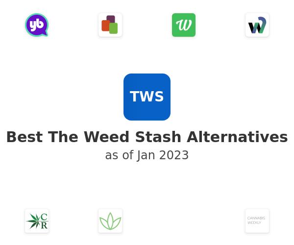 Best The Weed Stash Alternatives