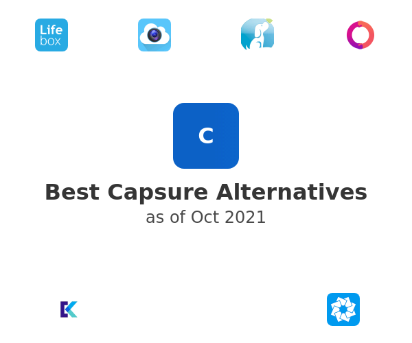 Best Capsure Alternatives
