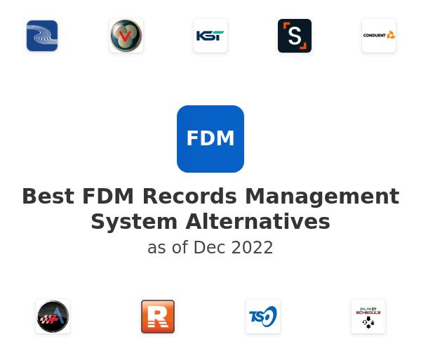Best FDM Records Management System Alternatives