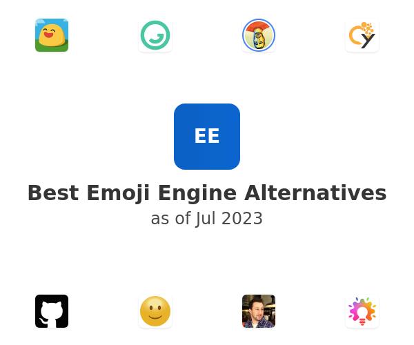 Best Emoji Engine Alternatives