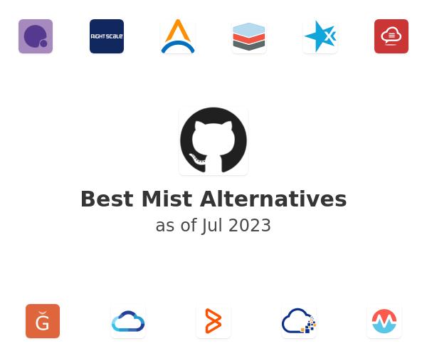 Best Mist Alternatives