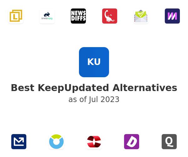Best KeepUpdated Alternatives