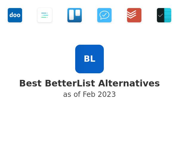 Best BetterList Alternatives