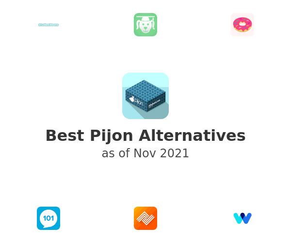 Best Pijon Alternatives