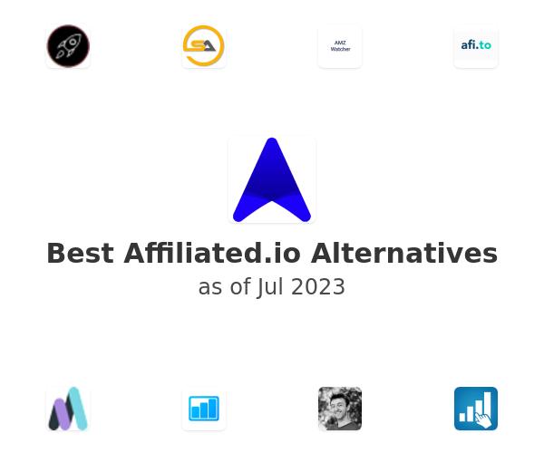 Best Affiliated.io Alternatives