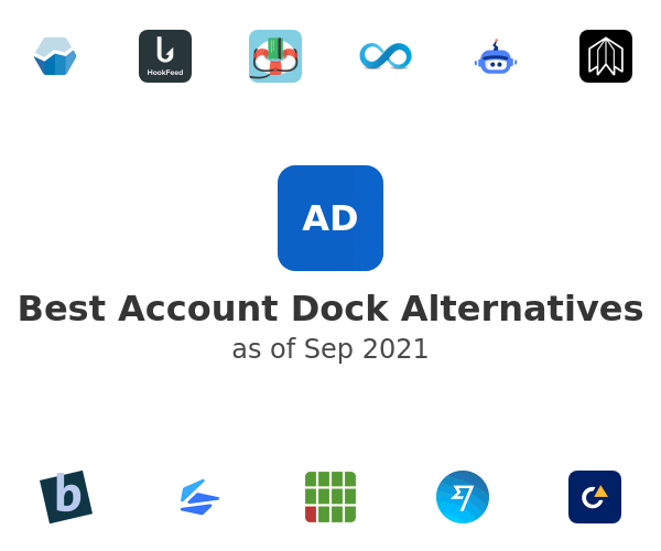 Best Account Dock Alternatives