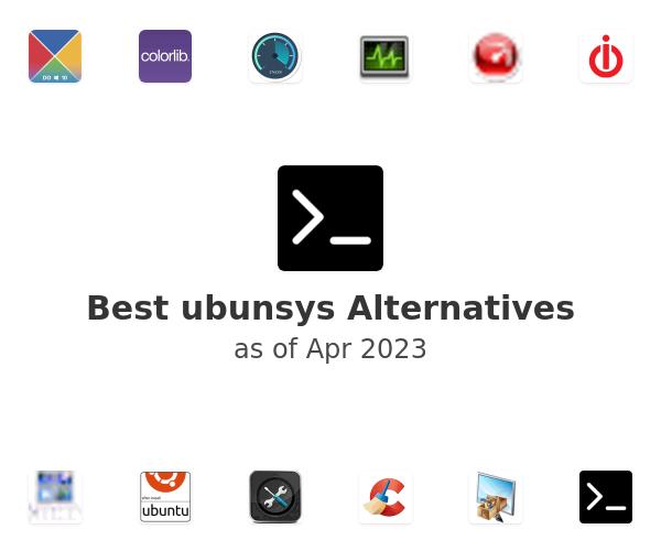 Best ubunsys Alternatives