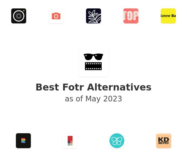 Best Fotr Alternatives